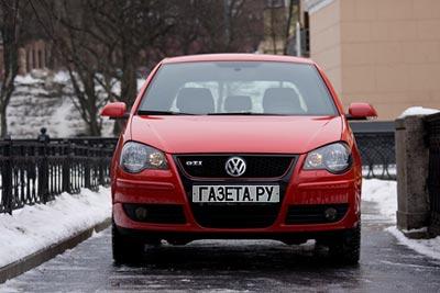 Volkswagen Golf GTi. Фото Кирилла Лебедева с сайта gazeta.ru.