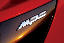 Mazda3 MPS. Фото Mazda