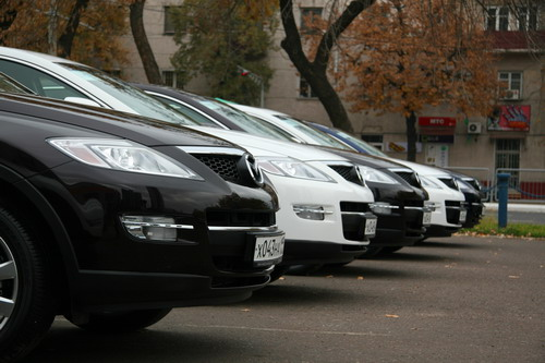 Mazda CX-9. Фото с сайта carclub.ru.
