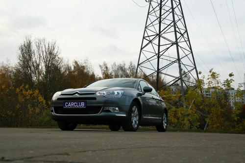 Citroen C5. Фото с сайта carclub.ru.
