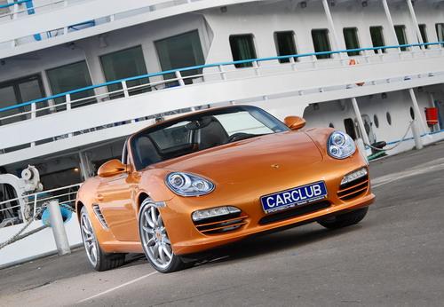Porsche Boxter. Фото с сайта carclub.ru