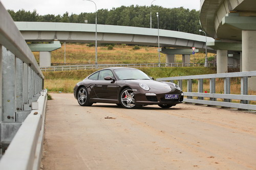 Porsche 911 Carrera S. Фото carclub.ru
