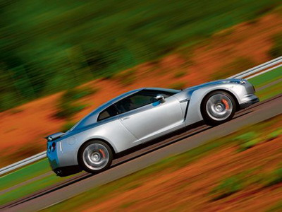 Nissan GT-R. Фото Nissan.