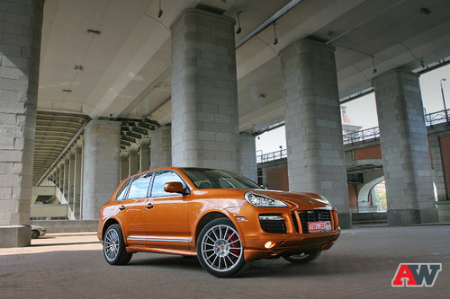Porsche GTS. Фото www.livewire.ru с сайта autoweek.ru.