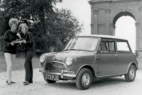 Mini. Фото BMW.