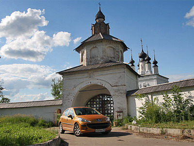 Peugeot 207. Фото Ленты.Ру.