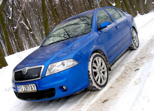 Skoda Octavia RS. Фото с сайта autonews.ru.
