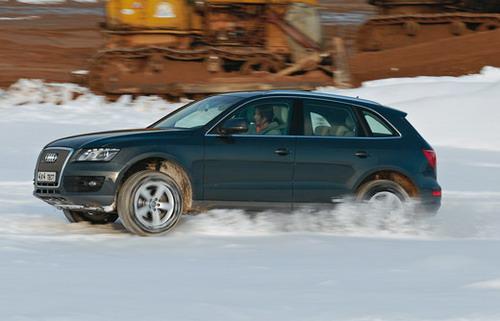 Audi Q5. Фото Александра Страхова-Баранова с сайта media.club4x4.ru.