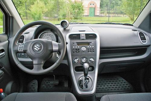 Suzuki Splash. Фото с сайта whatcar.ru