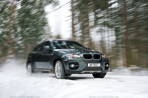 BMW X6. Фото Степана Шумахера с сайта autoreview.ru