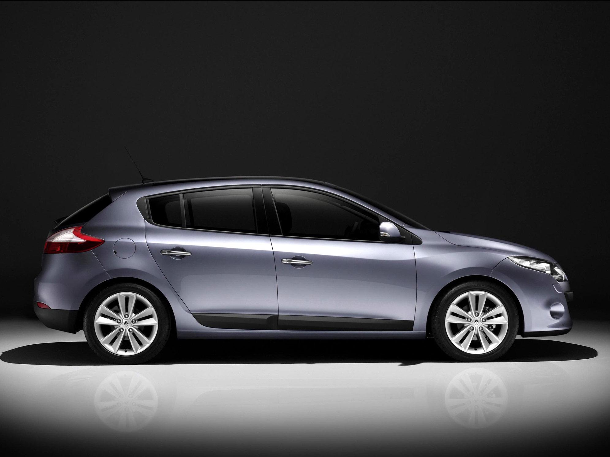 Renault официально представили новый Renault Megane III.