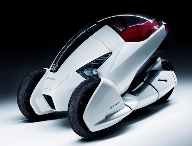 3R-C. Фото Honda