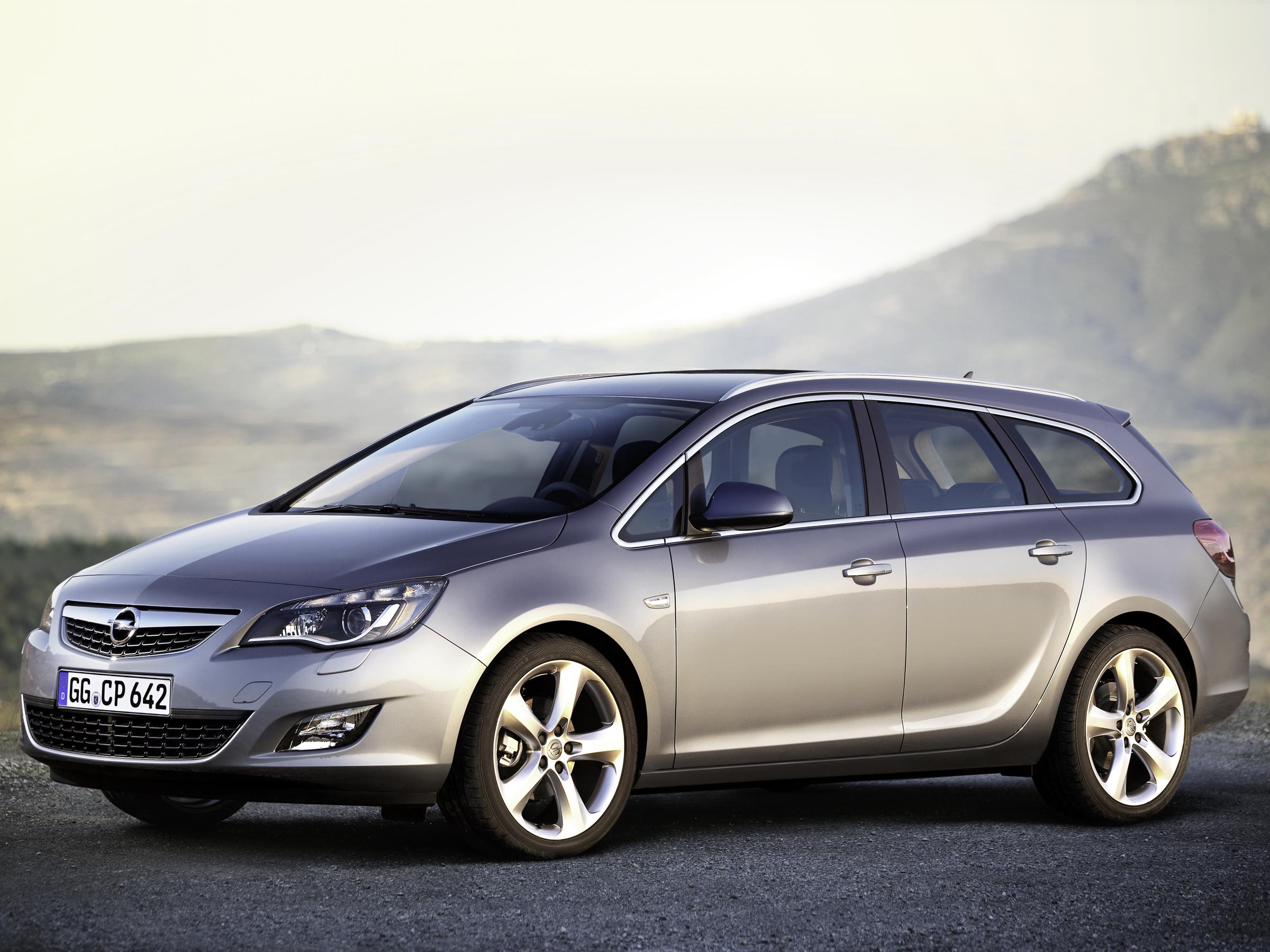 Учитывая популярность модели Opel Astra, справедливо будет