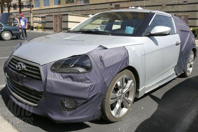 Hyundai Veloster. Фото Automedia с сайта autoexpress.co.uk