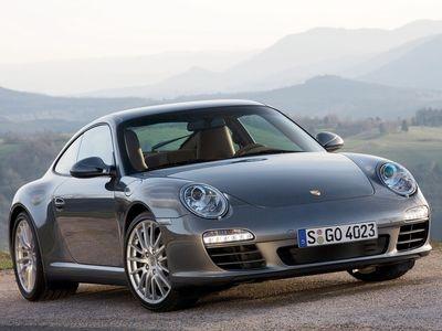 Porsche 911. Фото Porsche