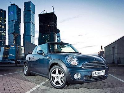 Mini Cooper Cabrio. Фото Ленты.ру