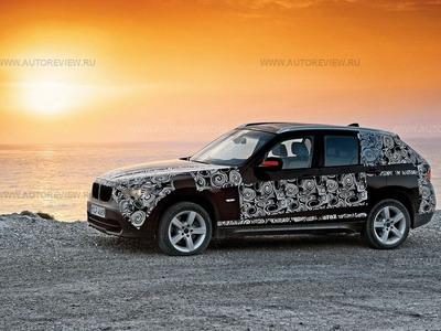 BMW X1. Фото BMW с сайта autoreview.ru