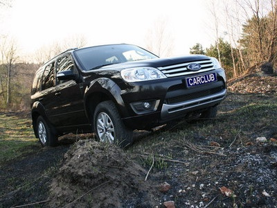 Ford Escape. Фото carclub.ru