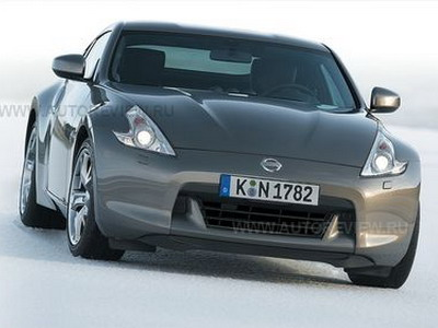 Nissan 370Z. Фото Nissan с сайта autoreview.ru
