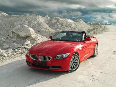 BMW Z4. Фото Антона Агаркова с сайта autoweek.ru