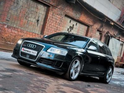 Audi RS6 Avant. Фото Сергея Крестова, 5 колесо