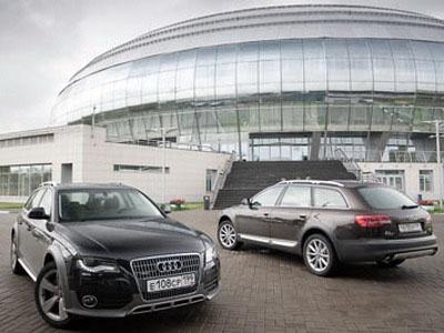 Audi A4 allroad. Фото Кирилла Лебедева с сайта gazeta.ru
