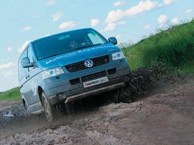 Volkswagen Multivan Panamericana. Фото Игоря Кузнецова, 5 колесо
