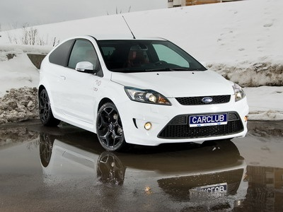 Ford Focus ST. Фото с сайта carclub.ru