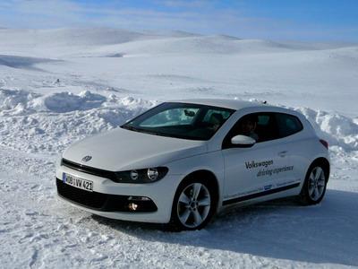 Volkswagen Scirocco. Фото с сайта autonews.ru