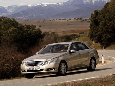 Mercedes-Benz E-class. Фото с сайта autonews.ru
