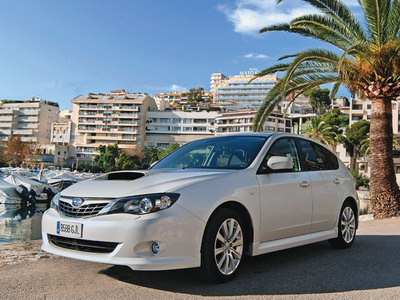 Subaru Impreza. Фото с сайта whatcar.ru