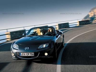 Mazda MX-5. Фото Mazda с сайта autoreview.ru