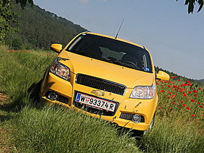 Chevrolet Aveo. Фото Ленты.ру