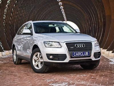 Audi Q5. Фото с сайта carclub.ru.