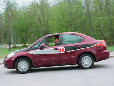 Suzuki SX4. Фото Игоря Кузнецова, 5 колесо