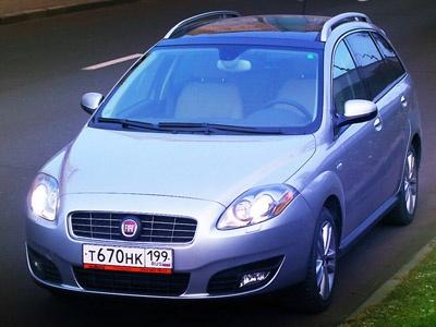 FIAT Croma. Фото с сайта autonews.ru