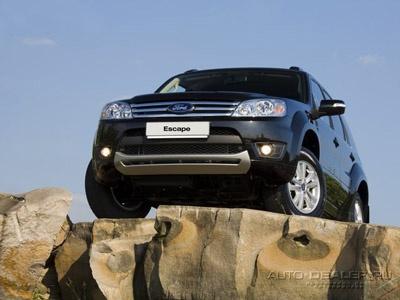 Ford Escape. Фото с сайта autorating.ru