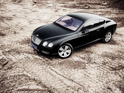 Bentley Continental GT. Фото carclub.ru.
