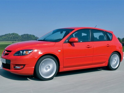 Mazda 3 MPS. Фото с сайта avtomedia.ru