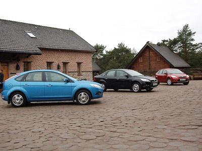 Ford Focus. Фото с сайта Auto.Lenta.ru