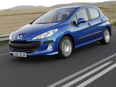 Peugeot 308. Фото Peugeot