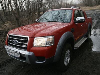 Ford Ranger. Фото с сайта Lenta.ru