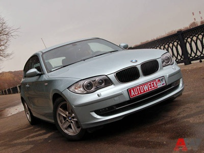 Bmw 1 series. Фото: Дарья Сорокина. Взято с сайта AutoWeek.ru