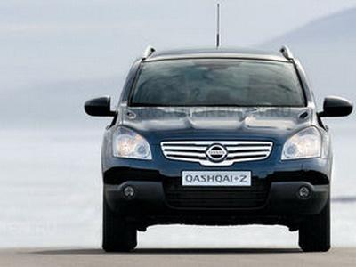 Nissan Qashqai+2. Фото Nissan с сайта autoreview.ru.