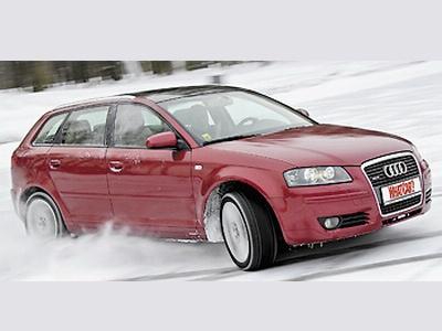 Audi A3 Sportback. Фото с сайта WhatCar.ru