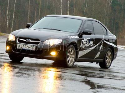 Subaru Legacy. Фото Романа Останина с сайта kolesa.ru