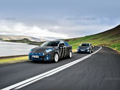 Mazda 3. Фото Mazda с сайта autoreview.ru.