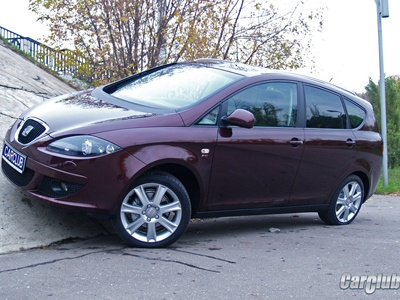 Seat Altea XL. Фото с сайта carclub.ru