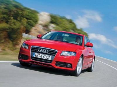 Audi A4. Фото Audi