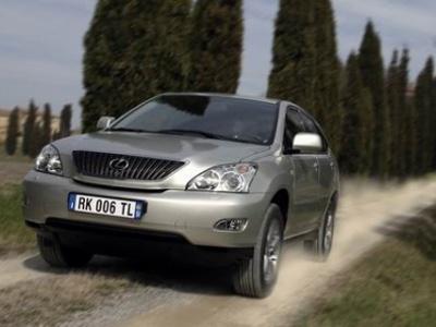 Lexus RX 350. Фото с сайта 7samuraev.ru